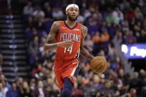 Ingram leads Pelicans past Suns 124-121
