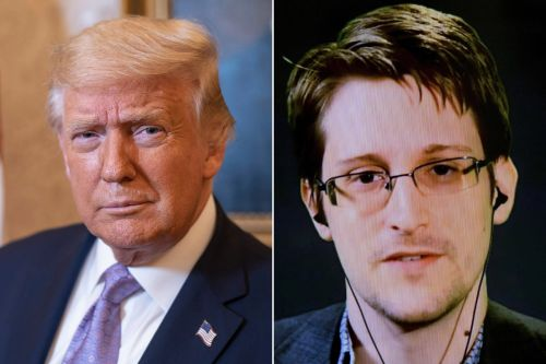 Trump: 'A lot of people' think Edward Snowden 'not being treated fairly'