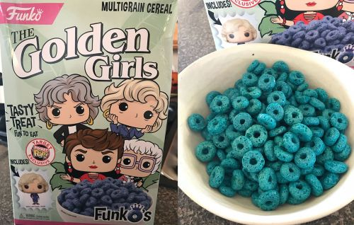 Stop what you're doing: There's now a 'The Golden Girls' cereal
