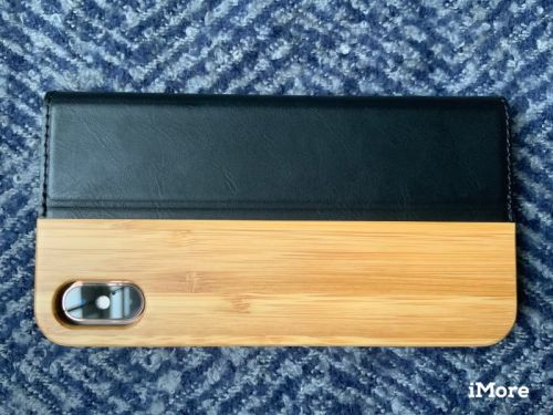 Snakehive Wood Wallet iPhone Case review: Practical appeal