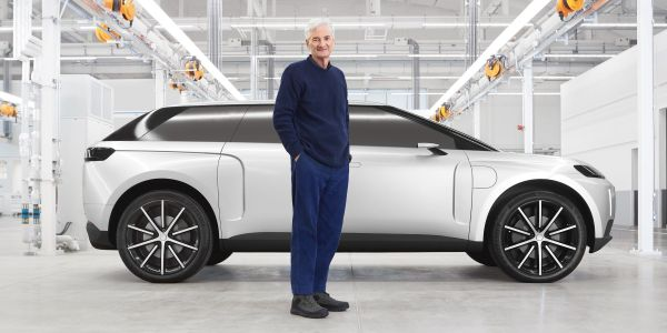 Dyson poured $629 million into an electric car before abandoning it - here's what its Tesla competitor was supposed to look like