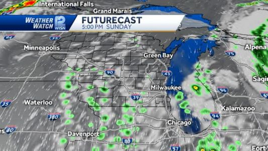 Videocast: On & Off Showers This Weekend