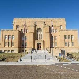 48. Cottle County, Texas