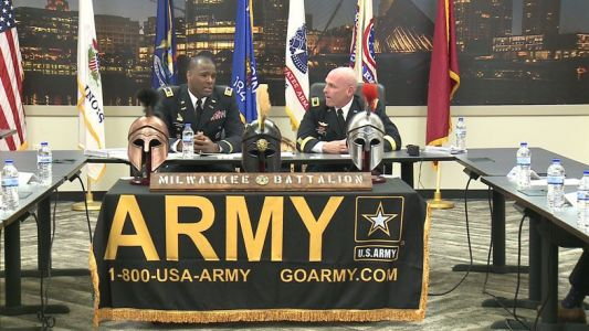 U.S. Army recruiters turn to digital strategy to meet goals
