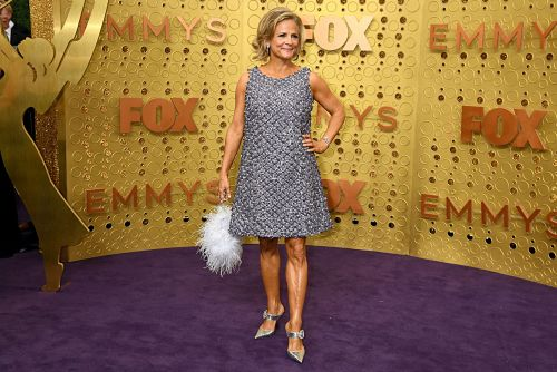 Amy Sedaris survived the Emmys red carpet with the help of CBD