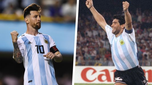 'Maradona is light years behind Messi' - Sergio Ramos hits back at Argentina legend over Godin jibe