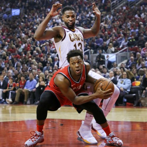 Kyle Lowry silences the doubts about his enthusiasm for this season in win over Cavaliers