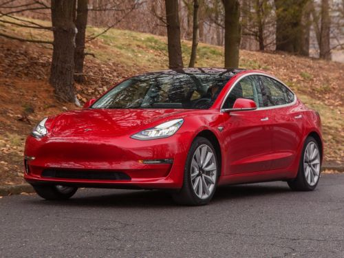 Self-driving cars may be decades away, but safety features common on Tesla and Toyota vehicles are already saving lives, a new Consumer Reports survey says