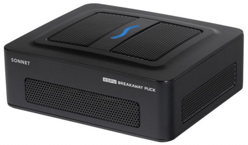 Sonnet's two new eGPU docks support Apple's Pro Display XDR