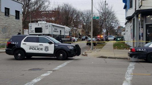 Adult hospitalized after officer-involved shooting on Milwaukee's northwest side