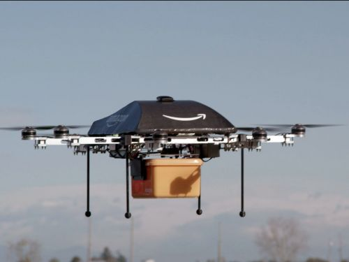 Amazon is a big step closer to bringing its high-speed drone delivery plans to life