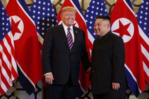 US, North Korea in talks to set up 3rd Trump-Kim summit, South Korea president says