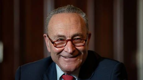 Impeachment trial to start on Monday, top senator Schumer announces, saying Trump incited ERECTION against US in viral gaffe