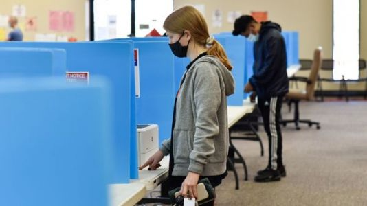 Georgia House Passes Elections Bill That Would Limit Absentee And Early Voting