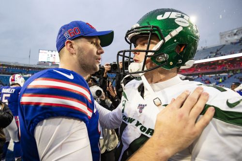 Jets' Sam Darnold quarantined with opposing QBs because of coronavirus