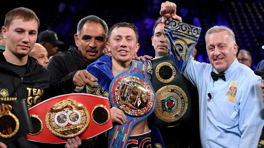 Gennady Golovkin reveals he had a deal to fight Billy Joe Saunders if Canelo Alvarez talks broke down