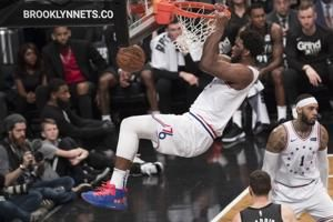 Embiid returns to help 76ers beat Nets for 3-1 series lead