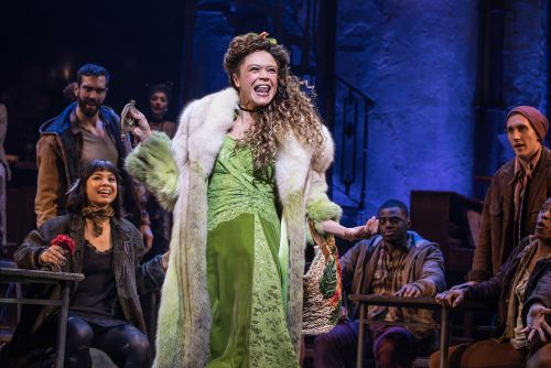 'Hadestown' review: Broadway douses the fires of hell with folk music