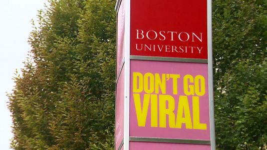 Boston University men's ice hockey pauses all activities after positive COVID-19 case