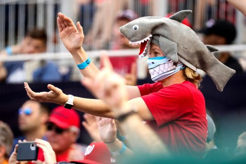 How 'Baby Shark' became Nationals' MLB playoffs rallying cry