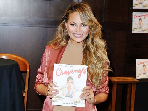 I made 3 recipes from Chrissy Teigen's second cookbook and they were all easy and delicious