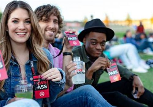 Live Nation offering Lawn Pass for KeyBank Pavilion