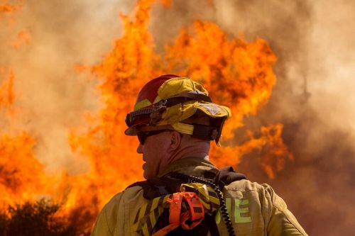 Over 7,000 people evacuated due to Apple Fire in Southern California