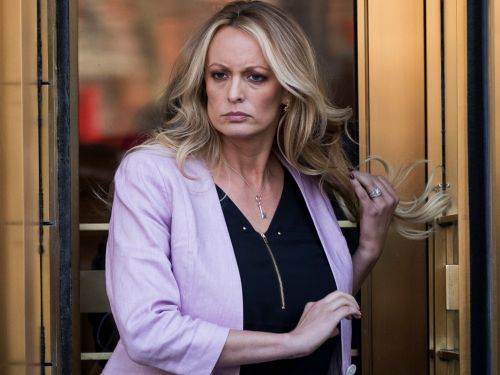 Stormy Daniels says she'll dump Michael Avenatti as her lawyer if the abuse allegations against him are true