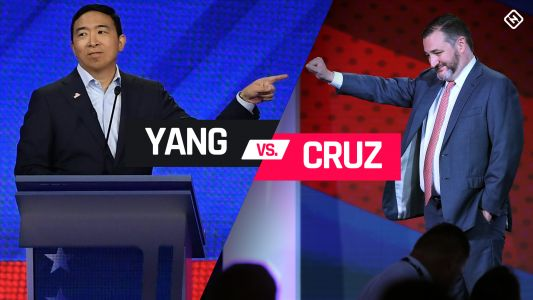 Andrew Yang vs. Ted Cruz: A scouting report for potential one-on-one basketball game