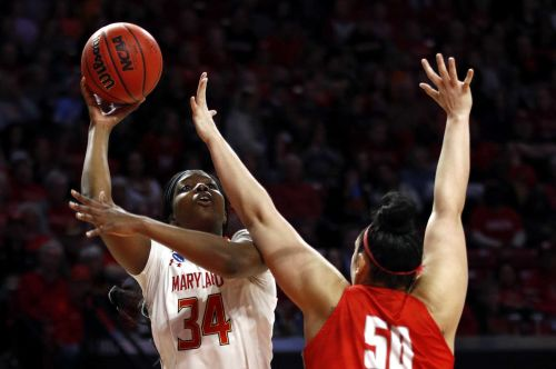 No. 3 seed Maryland beats Radford 73-51 in NCAA opener