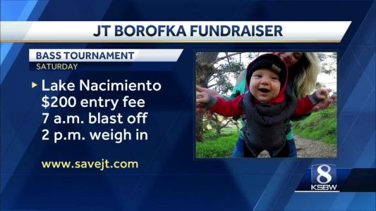 Sick Salinas toddler could have a cure for rare disease within a year
