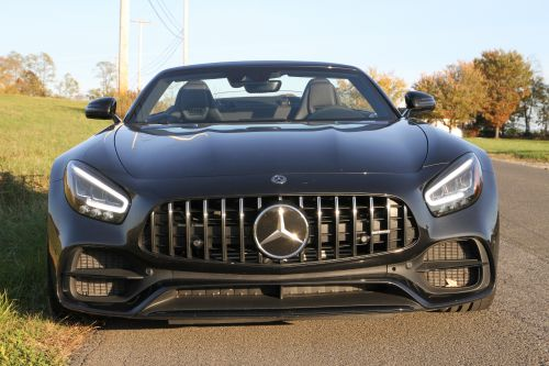 Mercedes-Benz puts the 'gee!' in luxury GT coupe