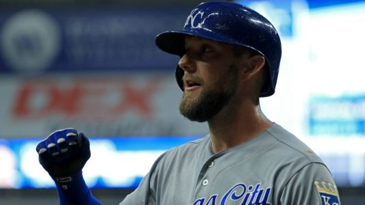 Alex Gordon's unexpected turnaround, and the other coolest things from last night