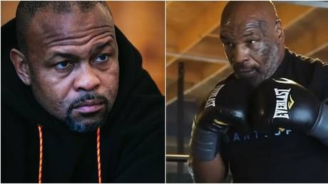 'POSTPONED': Mike Tyson's heavyweight comeback fight vs Roy Jones Jr put back until November - reports