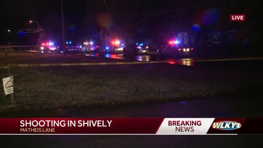 Shively police investigating deadly shooting on Matheis Lane