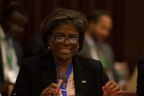 'Blessed': Linda Thomas-Greenfield Would Be Just Second Black Woman Ambassador To United Nations