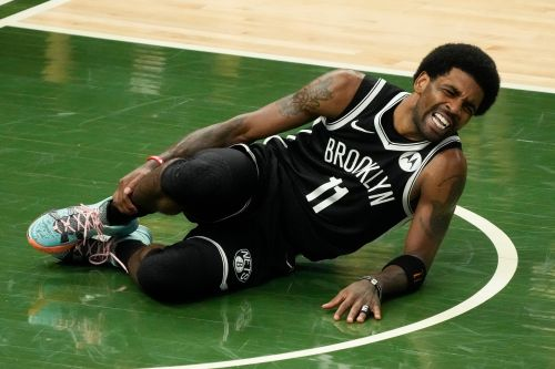 Nets won't have Kyrie Irving for Game 7 vs. Bucks