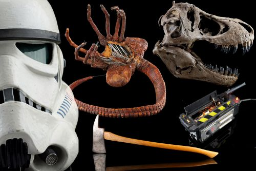 Rare props from 'Star Wars,' 'Batman' and other classics up for auction
