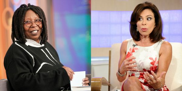 Whoopi Goldberg explains what really went down with Jeanine Pirro on 'The View'