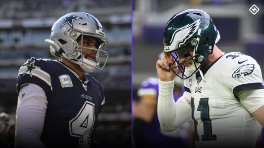 Eagles vs. Cowboys: NFC playoff hopes at stake in Week 7 'Sunday Night Football' matchup
