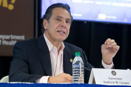 Cuomo moves ahead with plan to let fans attend Bills playoff game