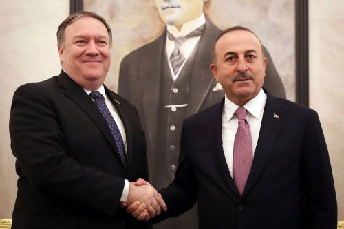 Pompeo meets with Turkish leaders for talks on Khashoggi