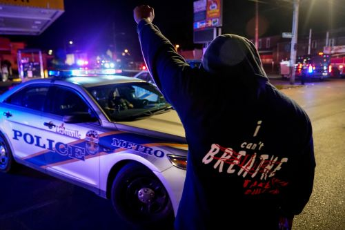 After 75 days, Louisville has had enough of its too-often violent protests