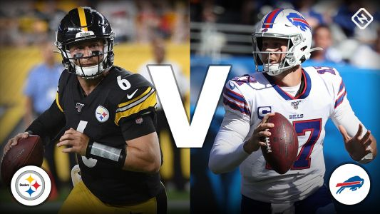 What channel is Steelers vs. Bills on today? Schedule, time for 'Sunday Night Football' game