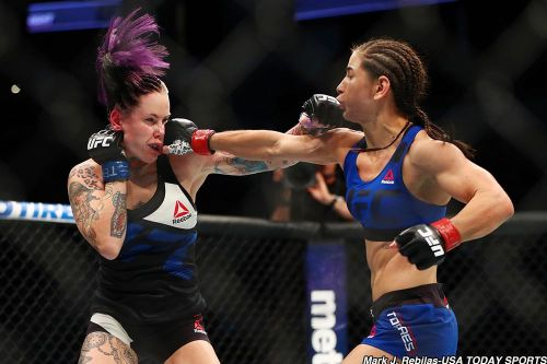 Tecia Torres vs. Angela Hill rematch booked for UFC 265 on Aug. 7