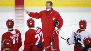 Calgary Flames name Darryl Sutter head coach after relieving Geoff Ward of duties