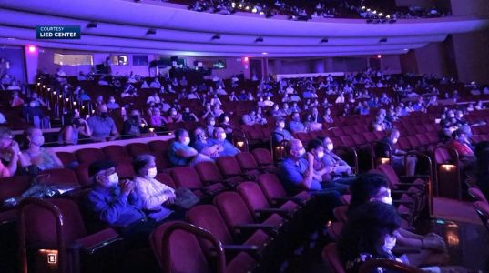 Lied Center welcoming back audiences
