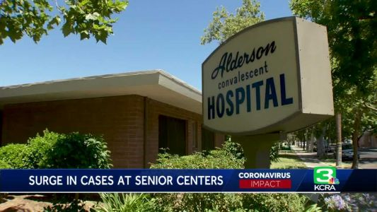 Yolo County senior home sees increase in COVID-19 cases