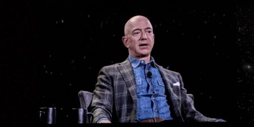 Amazon's Jeff Bezos pledges $10 billion to battle climate change