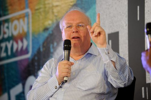 Karl Rove scolds Trump for recent tweets: 'I don't see that those advance his cause at all'